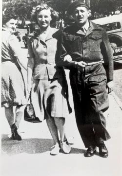 Mr and Mrs Lossl circa 1939